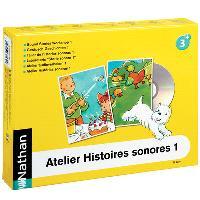 Atelier Histoires sonores. 1