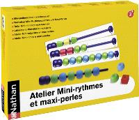 Atelier Mini-rythmes et Maxi-perles