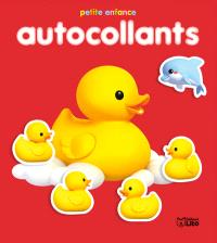 Autocollants petite enfance : canard