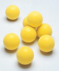 Balles mousse