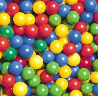 Balles pour piscine