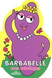 Barbabelle : mes coloriages