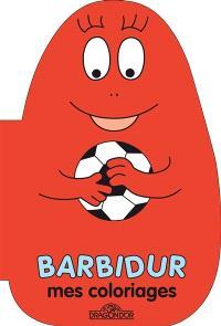 Barbidur : mes coloriages