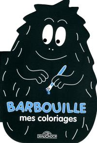 Barbouille : mes coloriages