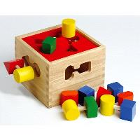 Boîte à formes multiface