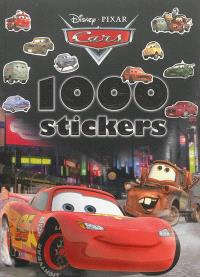 Cars : 1.000 stickers