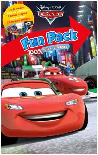 Cars : fun pack