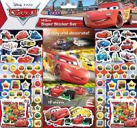 Cars : set de 500 autocollants