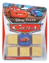 Cars 2 : set de tampons