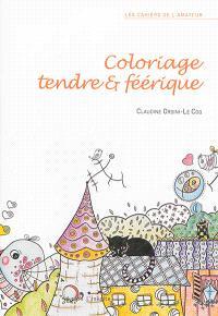 Coloriage tendre & féérique