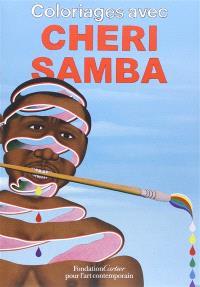 Coloriages avec Chéri Samba