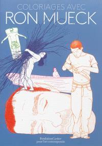 Coloriages avec Ron Mueck