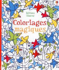 Coloriages magiques. Volume 1