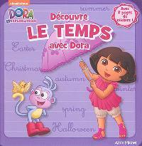 Découvre le temps avec Dora