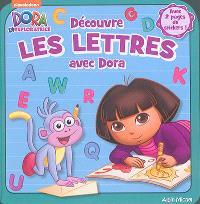 Découvre les lettres avec Dora