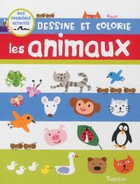 Dessine et colorie les animaux