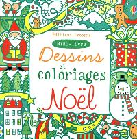 Dessins et coloriages : Noël
