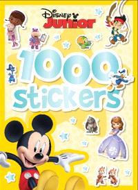Disney junior : 1.000 stickers