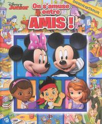 Disney junior : on s'amuse entre amis !