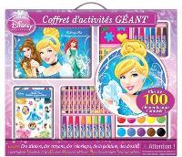 Disney princesses : coffret d'activités géant