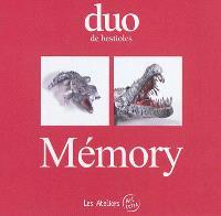 Duo de bestioles : mémory