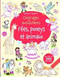 Fées, poneys et animaux