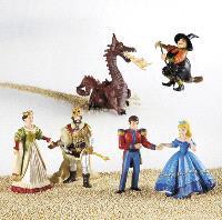Figurines contes et légendes