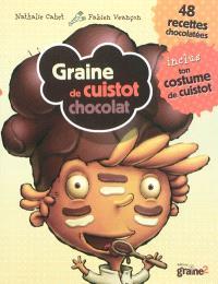 Graine de cuistot : chocolat