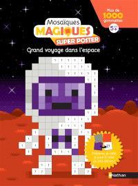 Grand voyage dans l'espace