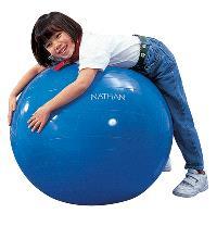 Gros ballon bleu