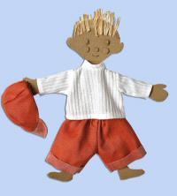Habits de poupées : ensemble pantalon PM
