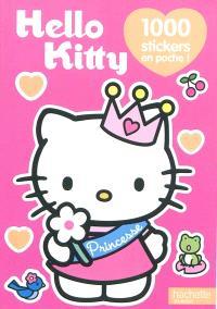 Hello Kitty : 1.000 stickers en poche !