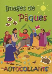 Images de Pâques : avec autocollants