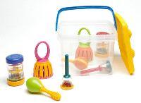 Instruments des tout-petits
