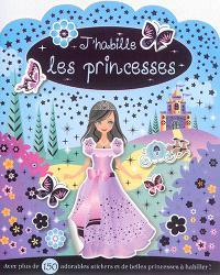 J'habille les princesses