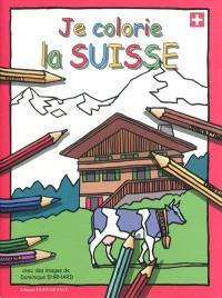 Je colorie la Suisse