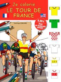 Je colorie le Tour de France