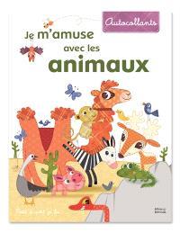Je m'amuse avec les animaux : petit à petit je lis...
