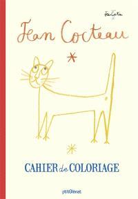 Jean Cocteau : cahier de coloriage = Jean Cocteau : coloring book