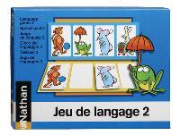 Jeu de langage. 2