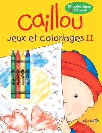 Jeux et coloriages. Volume 2