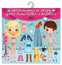 Jolies demoiselles à habiller