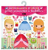 Jolies princesses à habiller