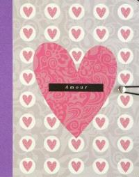Journal girly : amour