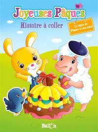 Joyeuses Pâques : le lapin de Pâques et ses amis