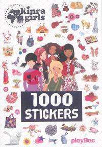 Kinra girls : 1.000 stickers