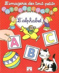 L'alphabet : autocollants