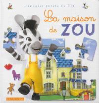 La maison de Zou : l'imagier puzzle de Zou