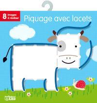 La vache : 8 images à réaliser