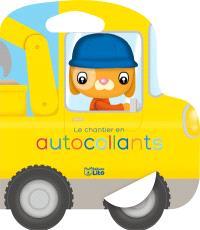 Le chantier en autocollants